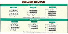Xích - Roller Chains
