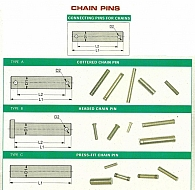 Xích - Chain Pins