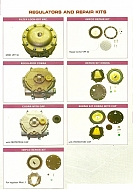 LPG - Regulators and Repair Kits