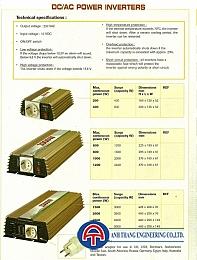 Bộ chuyển đổi điện DC/DC Converters