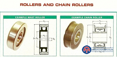 Rollers and Chain Rollers